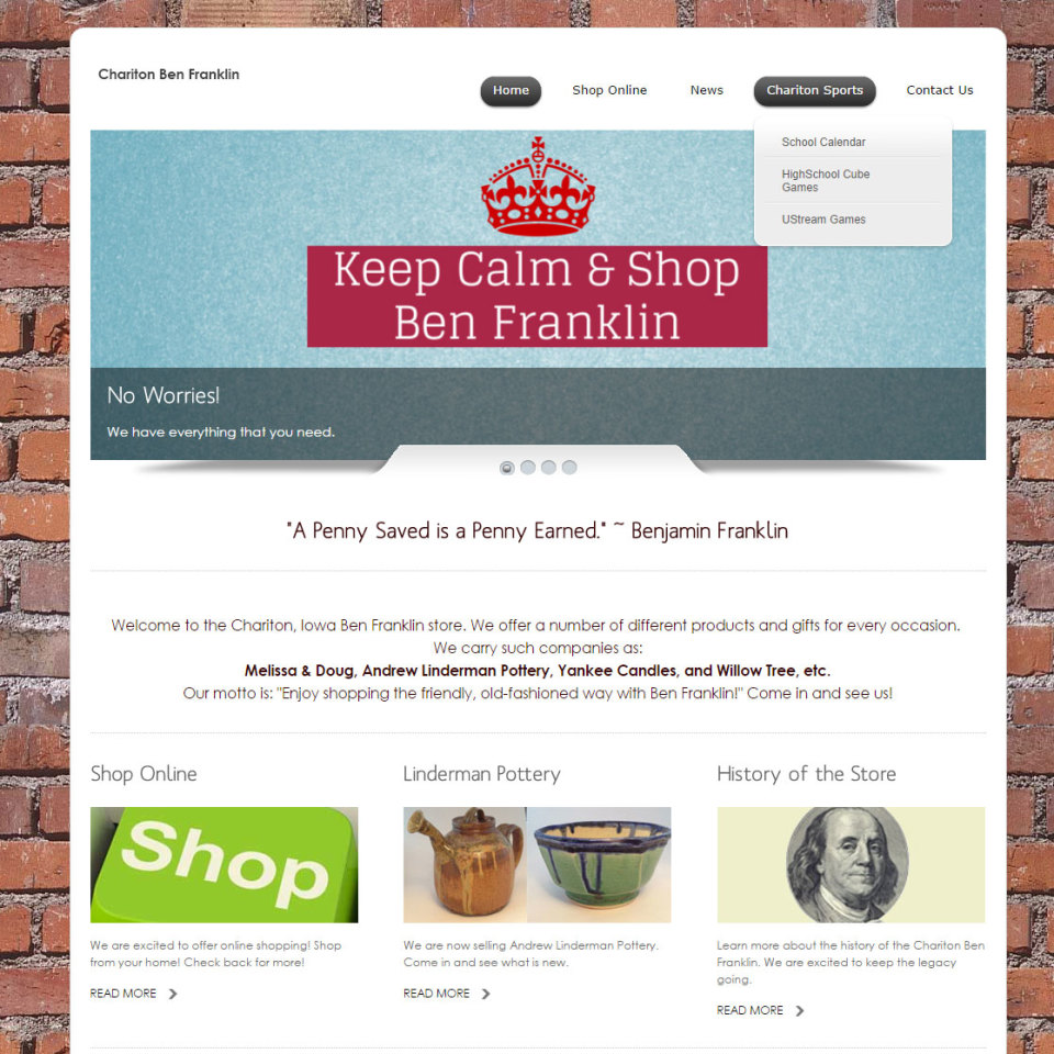 General-Store---Craft-Store---Chariton-Ben-Franklin